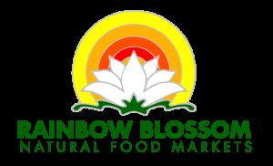 Rainbow Blossom Logo